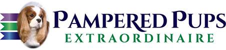 Pampered Pups Extraordinaire Logo
